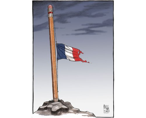 Bruce MacKinnon, Halifax Chronicle-Herald